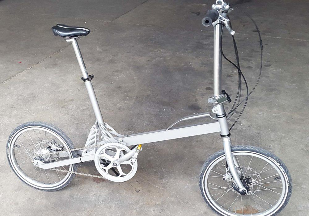 Bici/prototipo/ingeniería/innovación