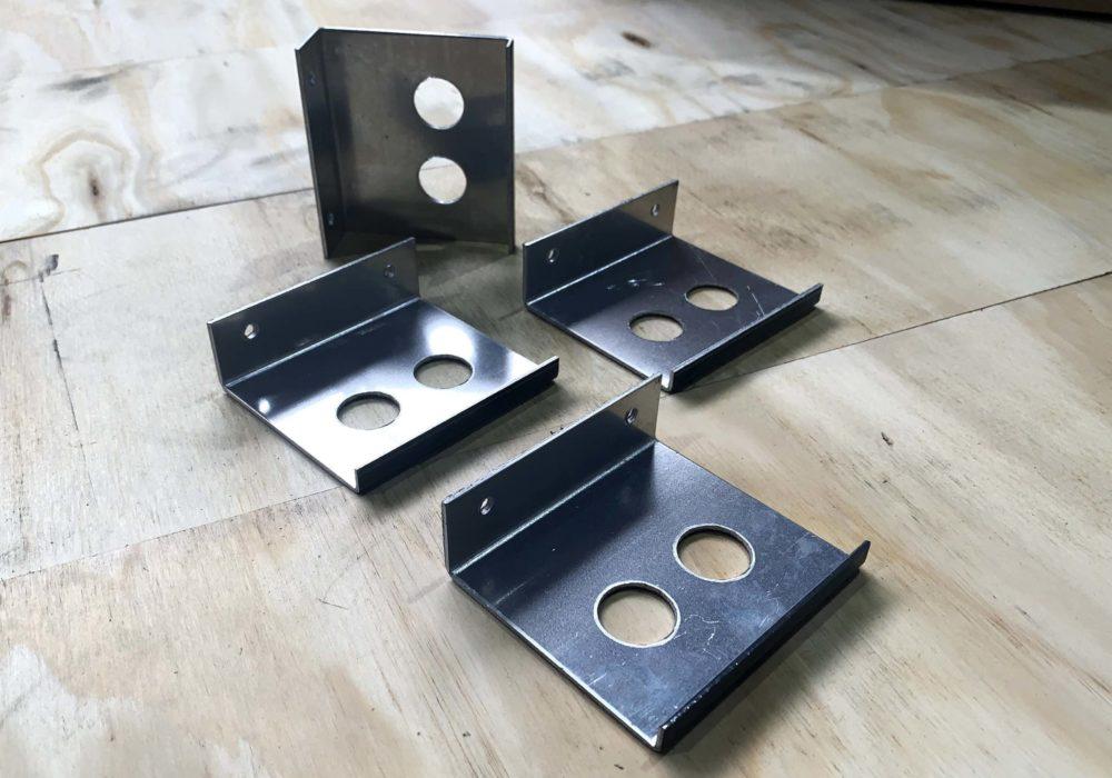 Plegado CNC/piezas/desarrollo producto