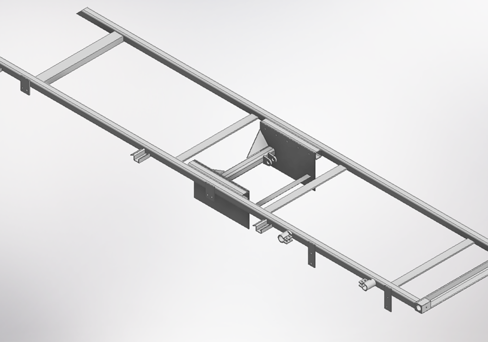 Diseño Chasis/Fabricación/soldadura/corte plasma cnc
