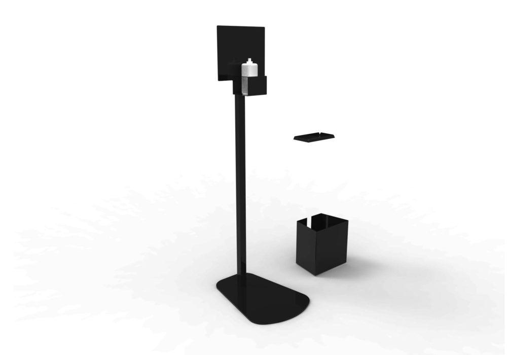 Soporte Hidrogel/componentes/diseño/accesorios Covid-19