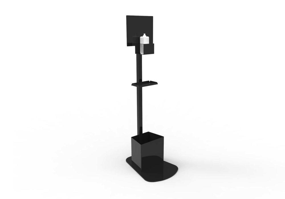 Soporte Hidrogel/diseño/accesorios Covid-19
