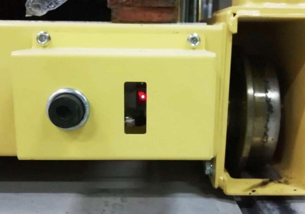 Estanterías Móviles/carril/rueda/sensor/almacenamiento/paletización/mantenimiento